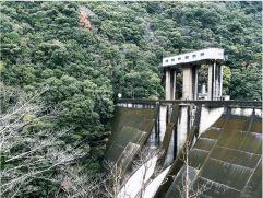 七川ダムの画像