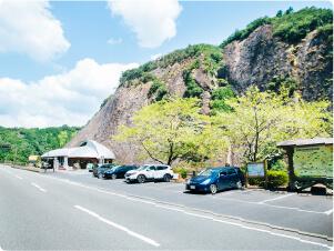 道の駅一枚岩monolithの画像