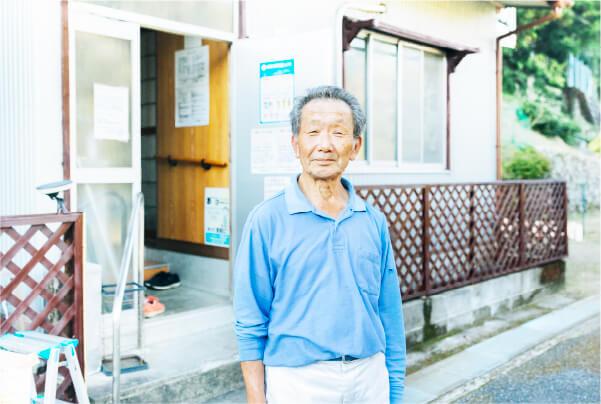 スマホ用美女湯温泉管理人の山本隆寿さんの画像