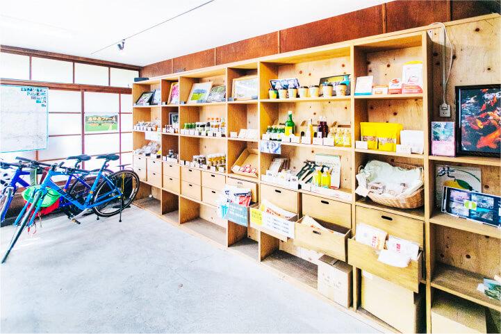 スマホ用七川ふるさとづくり協議会夏目商店の画像