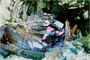 植魚の滝・ハリオの滝の画像